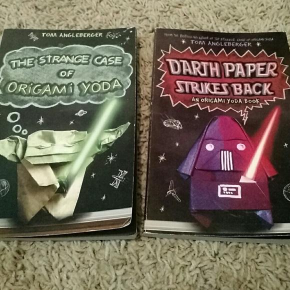 Other 5 For 15 The Strange Case Of Origami Yoda 1 2 Poshmark